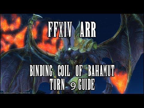 FFXIV ARR: Binding Coil of Bahamut Turn 9 Guide