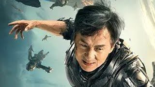 Jackie Chan 成龙 Bleeding Steel 机器之血 | official trailer (2017)