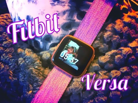 Fitbit Versa: How to customize your clock face