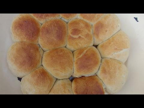 VLOG: Homemade Botswana Bread/ Borotho jwa Magala● Maun● Ruralafrican shop