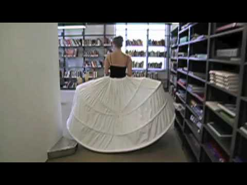 Hoop Skirt Architechture