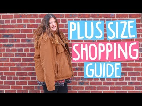 Plus Size Shopping Guide! Top 10 Stores to Shop At for Plus Size!