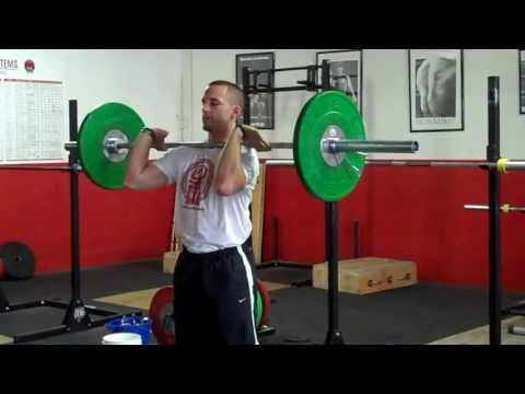 How to Power Clean