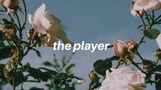 the player    Tate McRae Lyrics