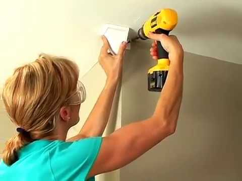 Focal Point's Quick Clip Crown Molding Installation