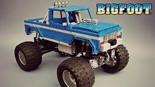 Lego Technic Pick-up Truck [MOC]   42075 MOD