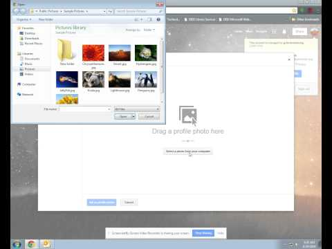 How to Change Profile Pic on Google Account
