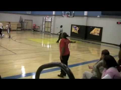 Basketball Parents Losing Control in Del Valle, Texas