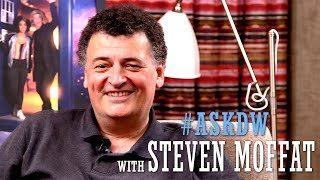#AskDW with Steven Moffat - Doctor Who