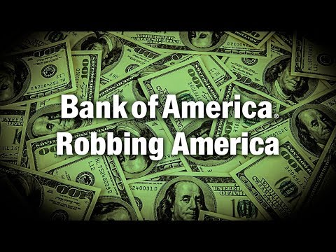 After Massive Tax Cuts, Bank Of America To Start Charging Poor People For Being Too Poor