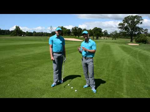 US OPEN GOLF SPECIAL - BACKSPIN YOUR WEDGE SHOTS