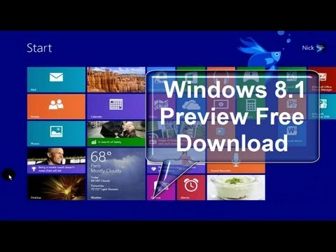 Windows 8.1 Review - Windows 8.1 Download - Upgrade Tutorial - Free ISO