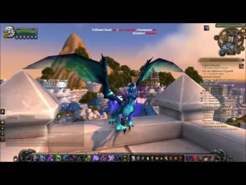 How To Get The Azure Netherwing Drake Mount (World Of Warcraft)