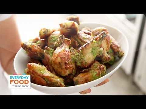 Ginger-Scallion Wings - Everyday Food with Sarah Carey
