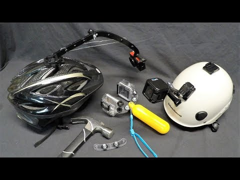 How to Make Rugged GoPro, Action Camera Extensions for $2 or Less - Tutorial