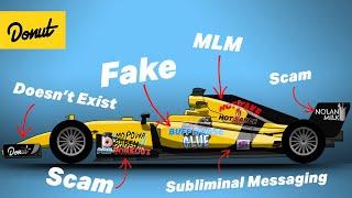 The Dark Underworld of F1 Sponsorships