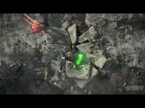 DC Universe Online - Cinematic Trailer (Comic-Con '10)