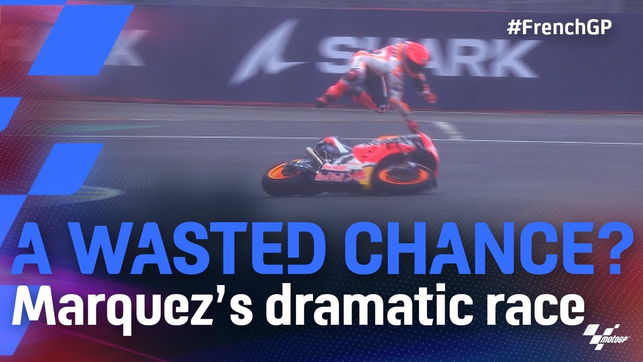 What might've been for Marc Marquez | 2021 #FrenchGP