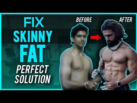 FIX SKINNY FAT (CUT or BULK) | Ultimate SkinnyFat to Fit Solution