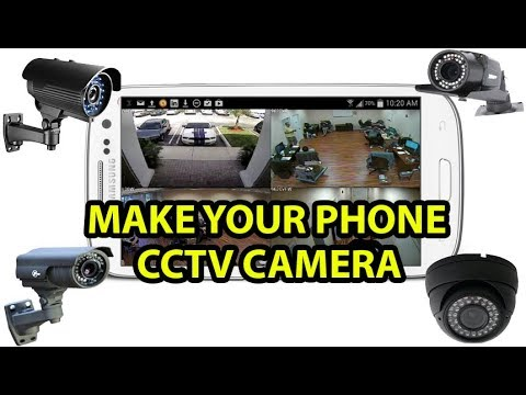 How to Make Your IOS Phone CCTV Camera | Make IPhone Spy Camera At Home