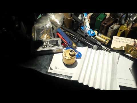 (39) Challenge lock pinned by Late Night Lock Picker
