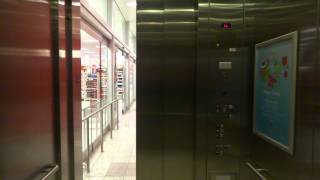 7/2/15: Schindler 330A Elevator at Chuck E  Cheese's in East