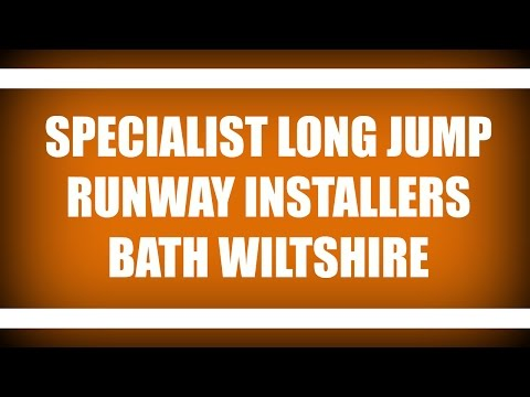 Specialist Long Jump Runway Installers Bath Wiltshire