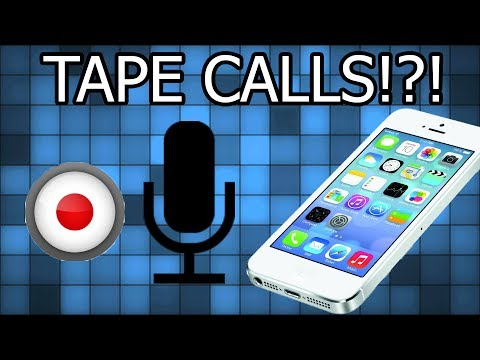 HOW TO RECORD CALLS ON IOS 9-10.3.3 - 11.2.2 | NO JAILBREAK | FREE
