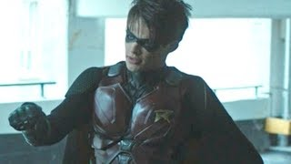 First Look At Bruce Wayne Revealed In New Titans Trailer