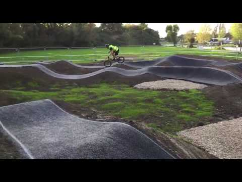 WATCH: New #Hilsea BMX Track Unveiled