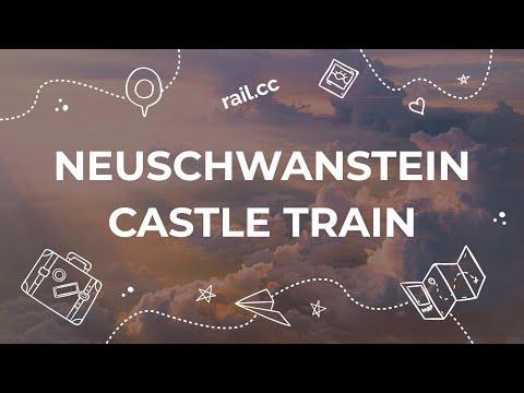 From Munich to Neuschwanstein Castle by Train