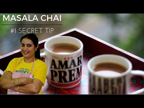 1 Secret Tip for making awesome Masala Chai| How to Make tea | Perfect Masala Chai in Hindi