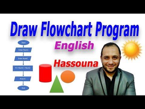 Draw Flowchart Program