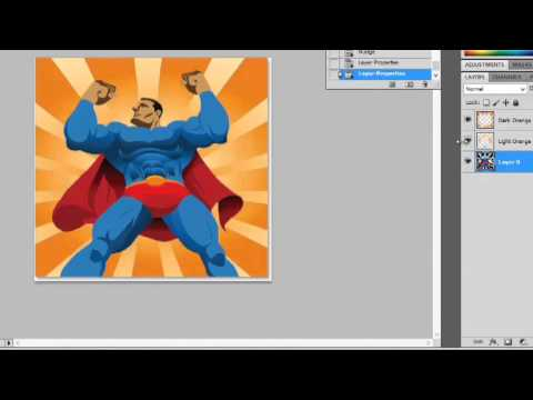 How to Separate an Image Into Layers : Digital Imaging
