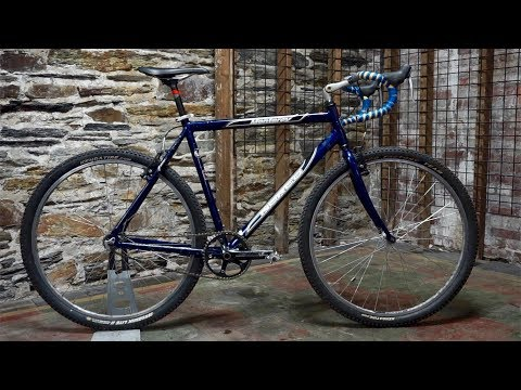 Dirt Cheap Gravel Bike Build
