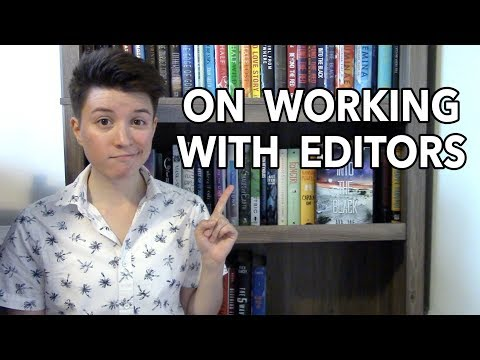 On Working With Editors