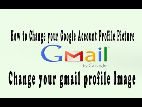 How to Change your Google Account Profile Picture | Change your gmail profile Image