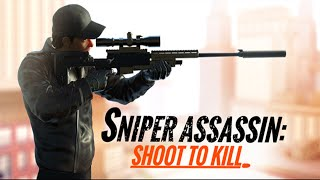 Official Sniper 3D Assassin: Shoot To Kill (by Fun Games for Free) Launch Trailer - iOS / Android