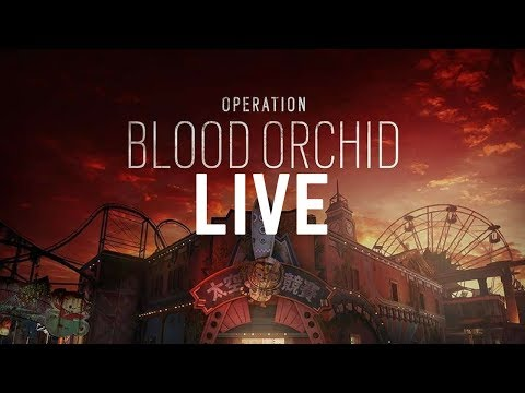 Operation Blood Orchid LIVE [TTS]