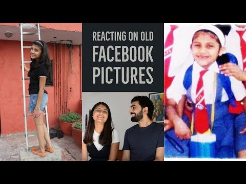 #GetToKnowMe: Shrey Reacting To My Old Facebook Pictures