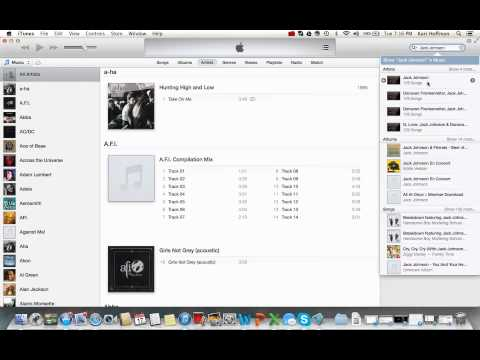How to Create an iTunes Playlist - The Extended Version