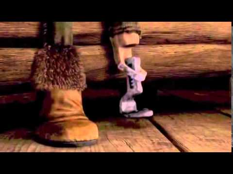 Httyd - Hiccup lost his leg
