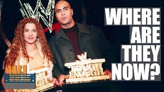 WWE Tough Enough Winners: Where Are They Now?