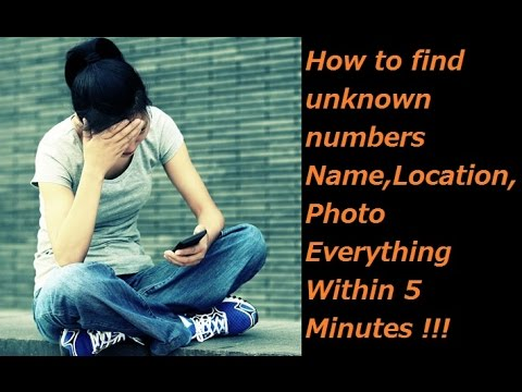 How to Trace Unknown Caller Details In India | Find Caller Details (3 Ways)