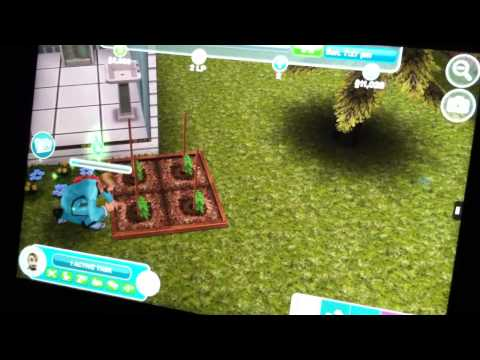 Sims 3 tablet Making corn (1)