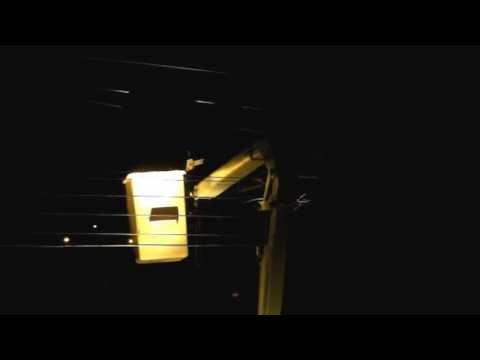 Explosion en cables de alta tension Colima