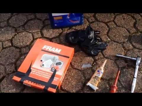 Transmission fluid and filter change - Dodge Grand Caravan
