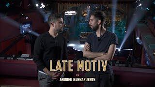 LATE MOTIV - Miguel Maldonado. Un regalo que sale de dentro | #LateMotiv600