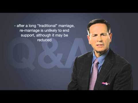 My spouse just remarried can I finally stop paying support? - Spousal Support - Remarriage