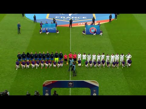 Women's Euro-2017 qualification. France - Greece [LQ] (03/06/2016)